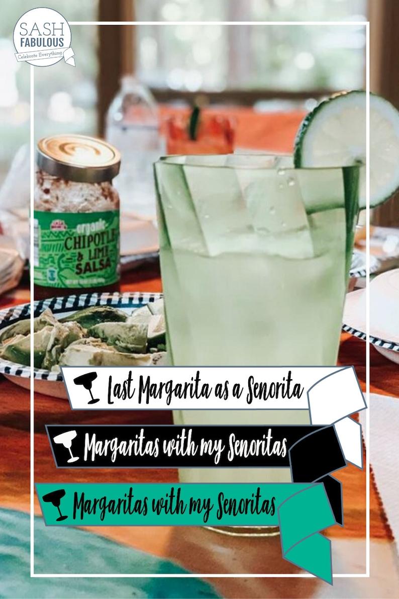 Margaritas and Senoritas