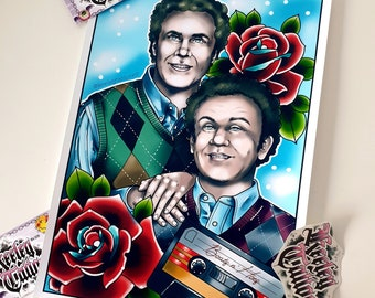 Step Brothers Print Etsy Amzn.to/ucdklu don't miss the hottest new trailers golden tears? step brothers print etsy