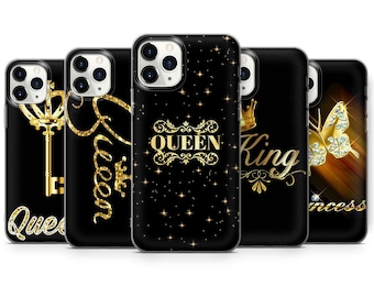 Casebary Iphone 12 Phone Case Aesthetic Phone Case The Queen Gambit Silicon Phone Case Clear Phone Case with Design