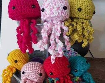 Jellyfish | Plush toy | kids toy | plush | stuffie | animal | animal toy | animal plushie | gift | kid | toy | plushie | octopus | rainbow