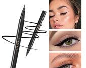 Eyeliner Perfect Slim liquid eyeliner, long-lasting, smudge-proof, Waterproof, Highly pigmented, Ink Eye Liner