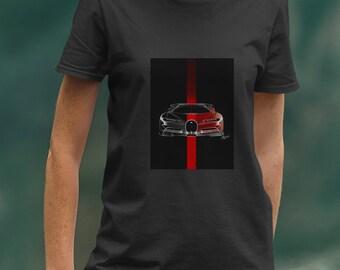 Bugatti Tshirt Etsy