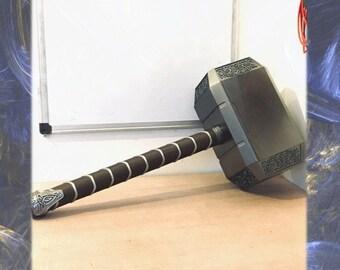 3D printable Thor hammer/ Mjölnir