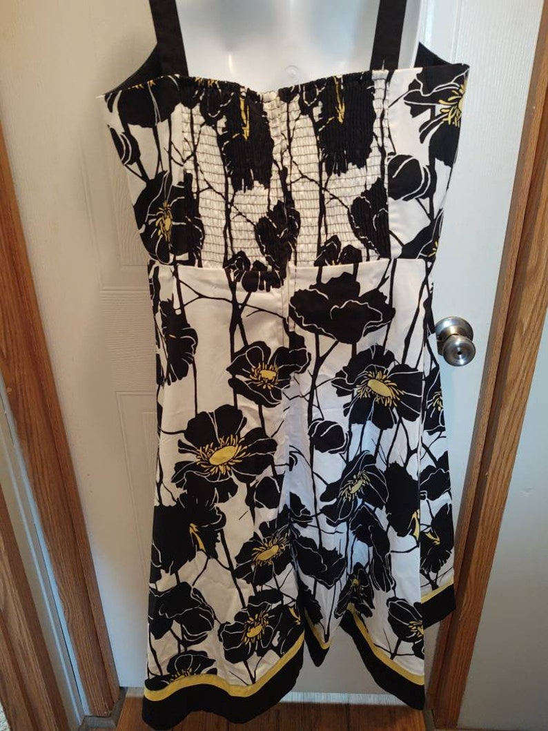 Vintage Cato sun dress 16W preowned