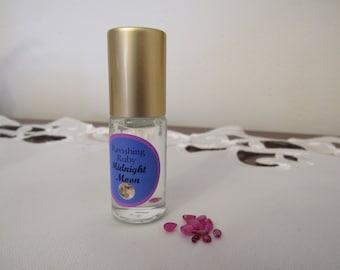 Ravishing Ruby Perfume Oil infused with Ruby