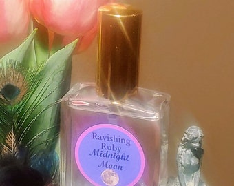 Ravishing Ruby Perfume infused with Ruby