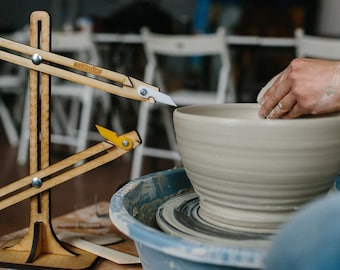 pottery gauge, pottery tool