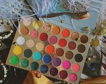 LoveChild Beauty Custom Eye Palette & Eyeliner Duo