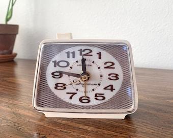 Ingraham Alarm Clock Etsy