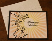Set of 5 Birthday cards. Free Shipping.