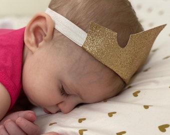 Sleeping Princess Baby Crown