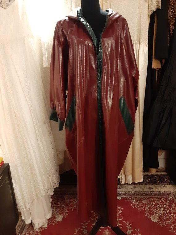 Cool raincoat 1990's