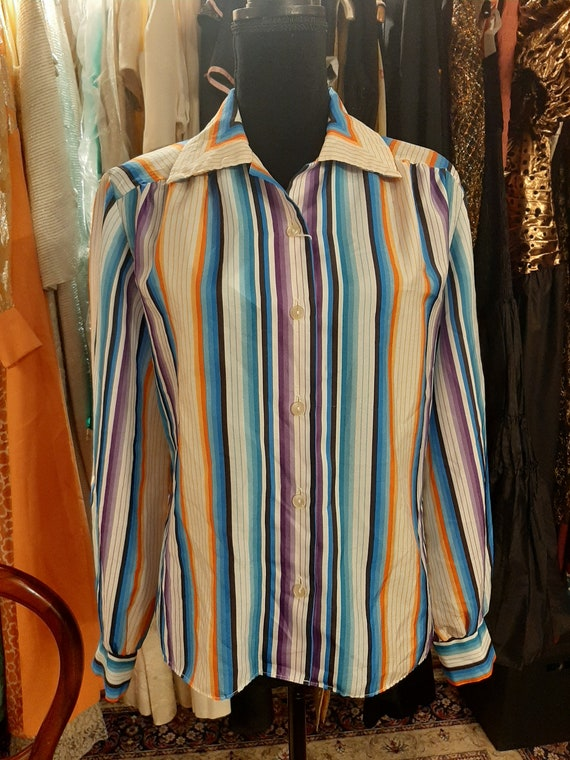 Cool blouse 1970's