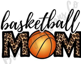 Basketball Mom SVG Instant Download