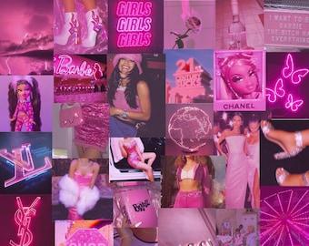Neon Pink Kit Etsy Pin by rebeca peters on baddie b neon aesthetic purple aesthetic neon. neon pink kit etsy