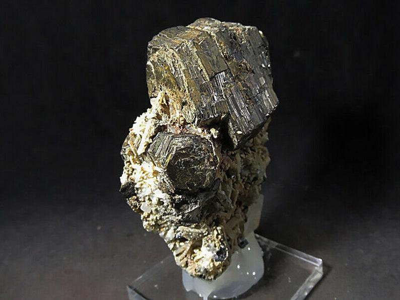 134g Pyrrhotite Crystal 69*50*27mm Mineral Dalnegorsk Russia
