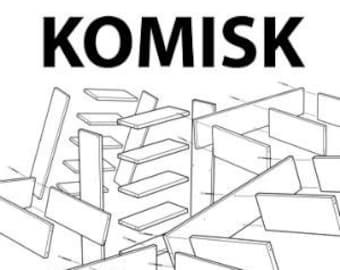 KOMISK - print edition