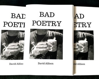 Bad Poetry - print edition