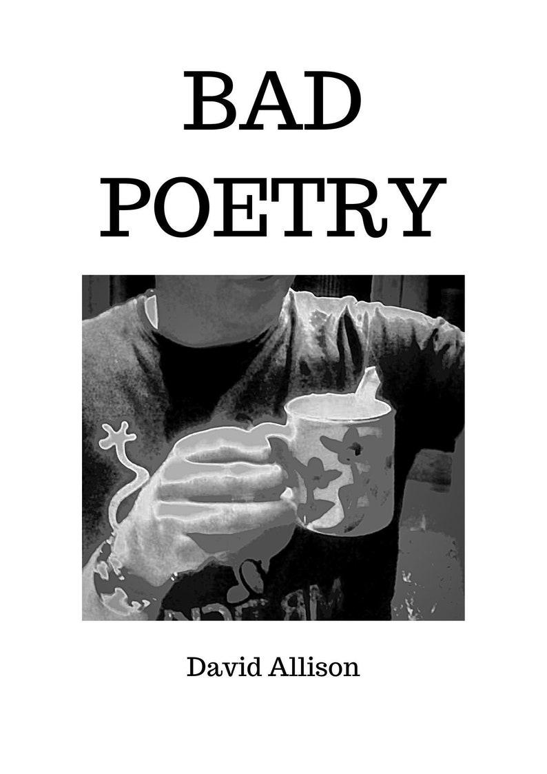 Bad Poetry  digital edition image 0