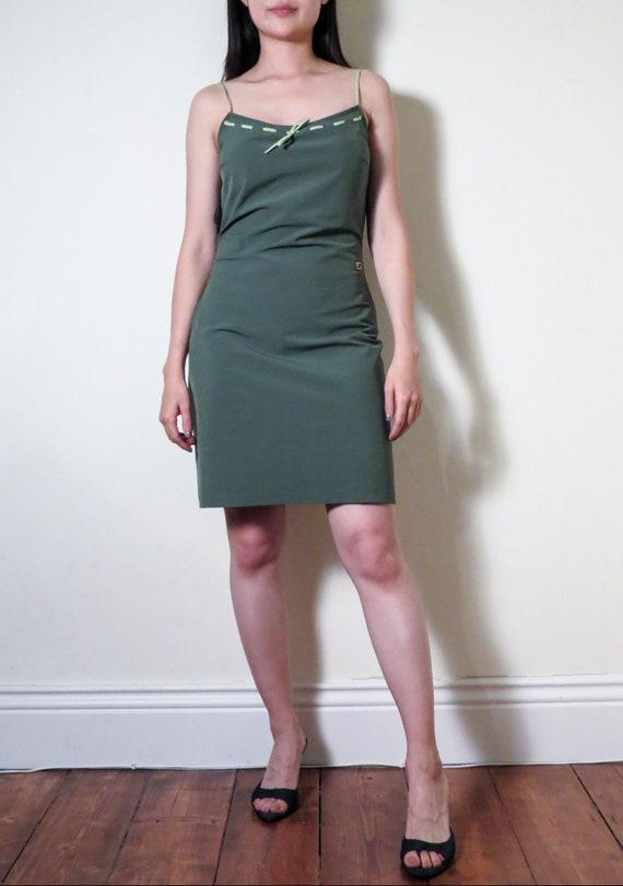 90s Fendi slip dress
