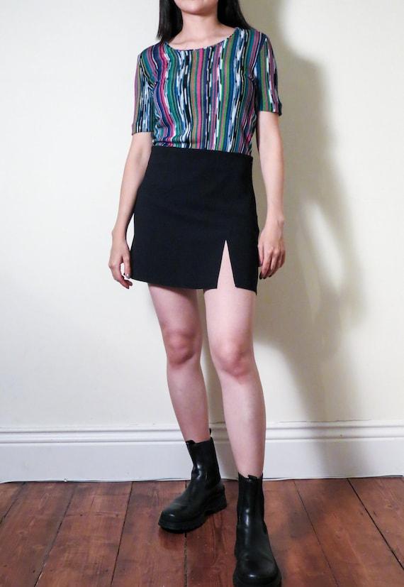 Missoni rainbow stripe t-shirt