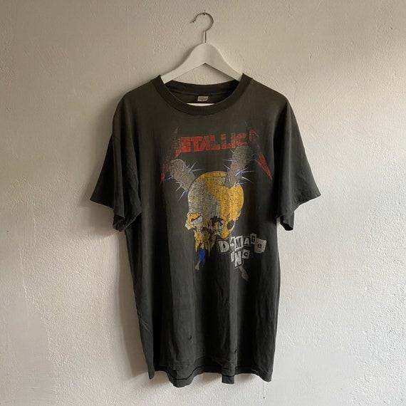 Vintage 1986 Metallica T-Shirt