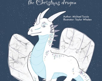 Frost The Christmas Dragon