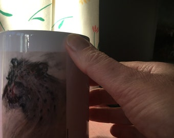 Aslan mug