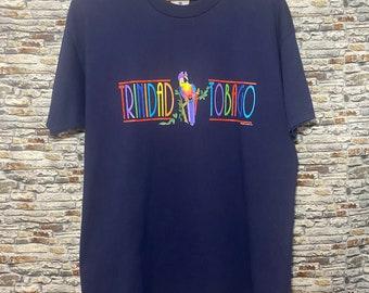 Calinda Calypso T-shirt Trinidad Martial Art and Music