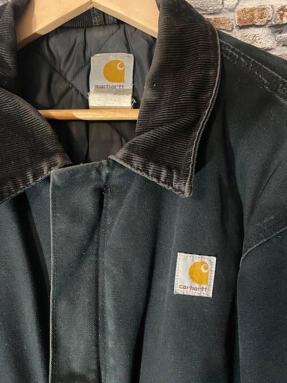 Vintage Carhartt mens jacket union made XL/2XL