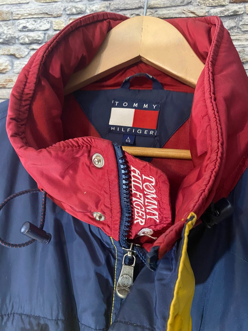90\u2019s Tommy Hilfiger winter coat L