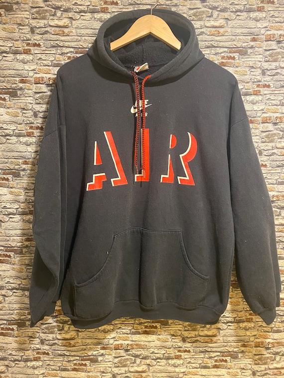 Nike Air vintage hoodie L