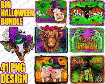 Halloween Design Bundle 41 PNG File, Halloween Bundle Png,Witch Hat Png,Spooky Pumpkin Png,Happy Halloween Png,Gemstone Png,Instant Download
