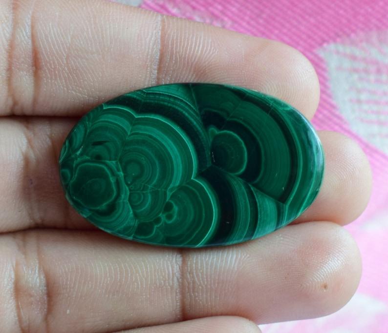 Malachite Cabochon,Malachite gemstone,Oval malachite,Fancy malachite,desiner malachite,loose gemstone,malachite loos stone