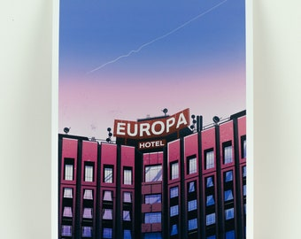 The Europa Hotel - Belfast, Northern Ireland