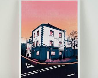 The American Bar - Belfast, Northern Ireland