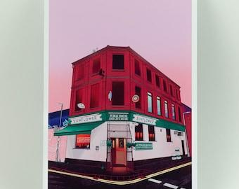 Sunflower Bar - Belfast, Northern Ireland