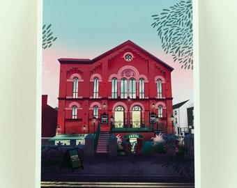 The Empire Music Hall - Belfast, Northern Ireland
