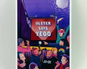 Ulster says yeo - Spirit of Belfast
