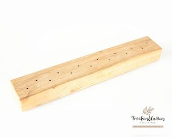 Wooden strip oak