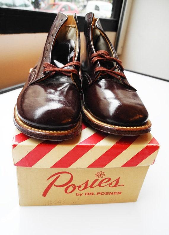 Vintage American Children's Boots: DR POSNER