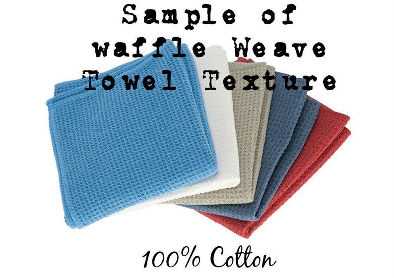 Oh Sugar Border Embroidered Towel Flour Sack Towel Kitchen Towel Hand Towel Tea Towel Bathroom Towel Dish Towel Cupcake Embroidery