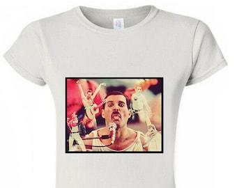 Freddie T Shirt Fashion Trendy T Shirt Men Women Unisex M276