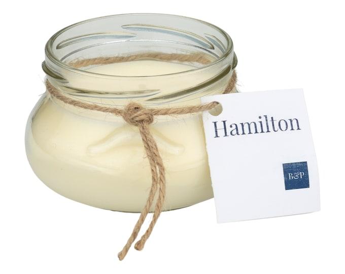 Hamilton - Mango, Coconut, & Papaya