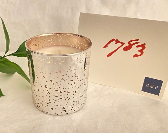 1783 Mercury Glass - Amber, Cloves, & Sandalwood - Sold Out