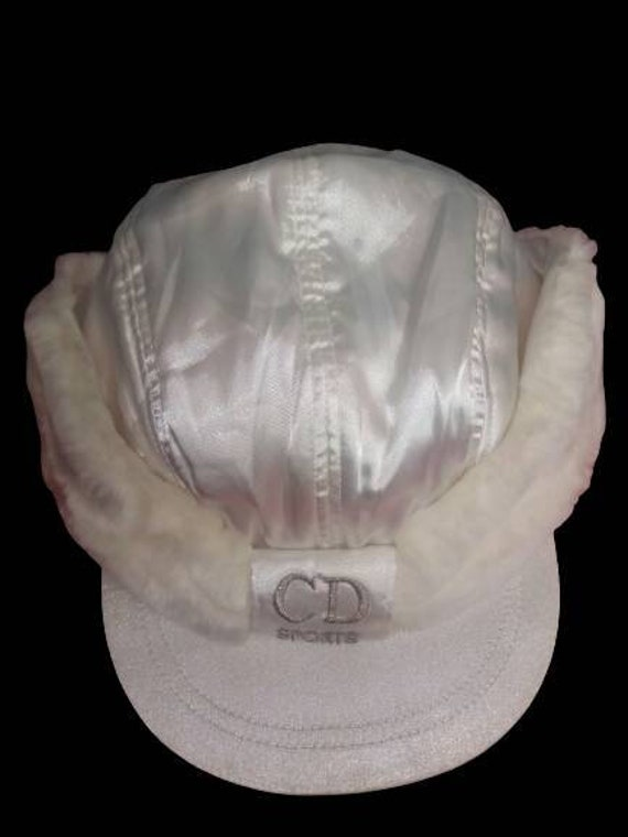 Vintage Christian Dior Sport Hat