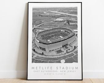 Stadium Coordinates Etsy