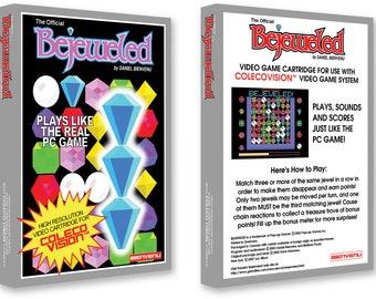 Colecovision Boulder Dash w manual