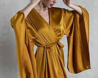 necklaces for bridesmaids gifts luxurious bathrobes gifts for wedding party wedding dress sale uk japanese men kimono dressing gown IN001