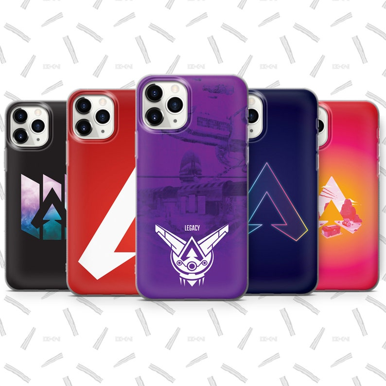 26. Apex Legends logo - Phone Case For iPhone/Samsung/Huawei